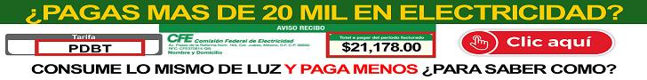 Ahorro de Energía CFE Empresas Ciudad de México